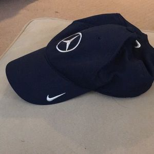 b39db6a488ee6 Nike Accessories - Nike Golf Hat with Mercedes Benz Logo.